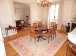 agence brun immobilier à vincennes, vente d'appartement face au château immeuble de standing (46)