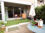 L'Agence Brun Immobilier à Vincennes vous propose dans le secteur du château de Vincennes, carré magique, un appartement en rez de jardin privatif de 4 pièces (1)
