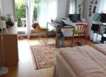 L'Agence Brun Immobilier à Vincennes vous propose dans le secteur du château de Vincennes, carré magique, un appartement en rez de jardin privatif de 4 pièces (17)